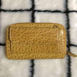 Japan Yellow Wallet/Bag
