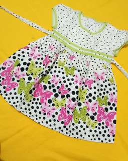 Dress anak umur 1-2,5thn