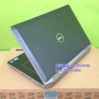 🚚 (全新電池 全新120SSD) DELL E6420 i3-2330M 4G DVD 14吋筆電 ◆聖發二手筆電◆