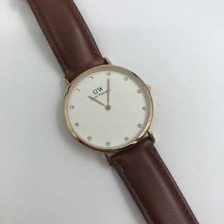 Daniel Wellington DW 閃石手錶 99%新
