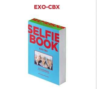 [Preorder] EXO CBX OFFICIAL GOODS - SELFIE BOOK