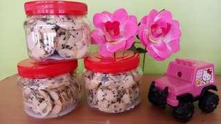 Florentine almond crunchy Biscuits