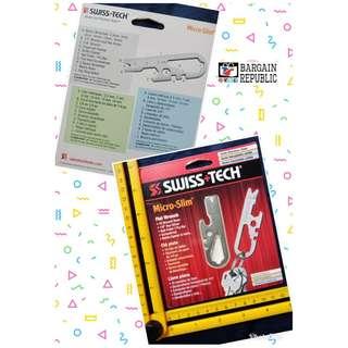 Swiss+Tech ST67198M2 Micro-Slim Flat Wrench M2