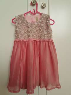 Baju dress anak