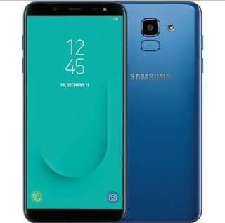Kredit Hp Proses 3 Menit Samsung J6 Gratis 1x Cicilan