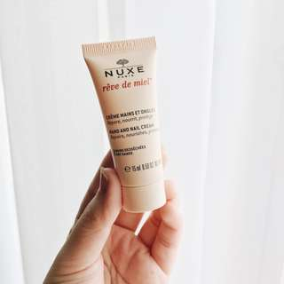 NUXE HAND LOTION TRAVEL SIZE