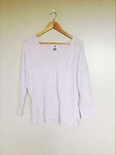 Old Navy Pink Sweater/Pullover