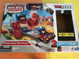 Angry Birds Transformers Toy