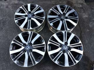 "Rim Standad Original Honda City 15"" 4x100"