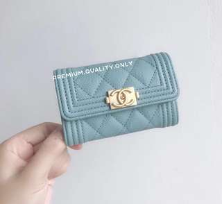 Chanel Card Holder/ Card Case