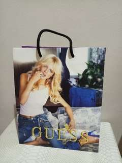 Guess paperbag