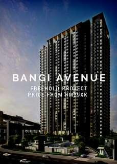 Bangi Avenue
