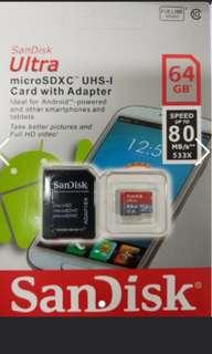 64gb microsd MICROSD