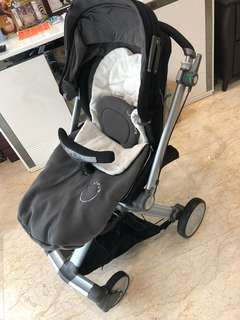 Chicco I-move 360 stroller