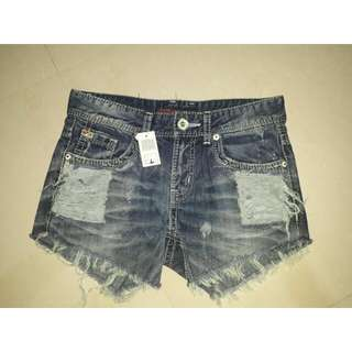 Short Denim Jeans