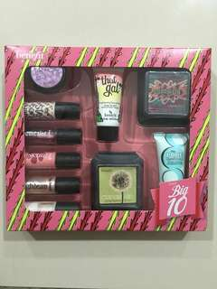 Benefit Big 10 gift set