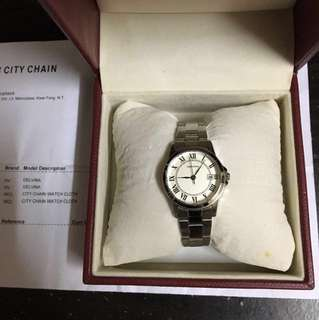 Delvina bought from City Chain