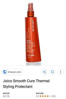 Joico Thermal styling protectant