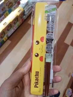Pikachu chopsticks
