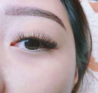 4D Eyelash Extensions