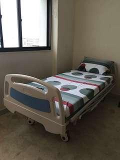 Electric Hospital Bedframe