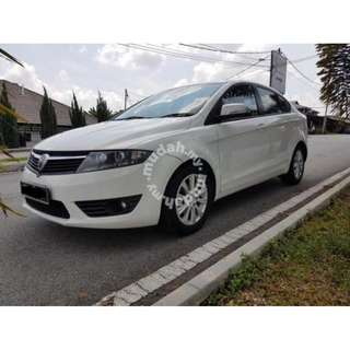 2012 Proton PREVE 1.6 (A) CFE TURBO PADDLE SHIFT