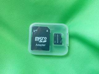 16GB SD card (brand new全新) with Adaptor
