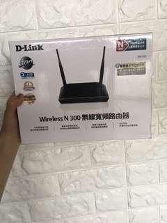 D-link無線寬頻路由器