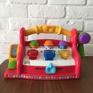 Fisher Price -Laugh & Learn Learning Toolbench