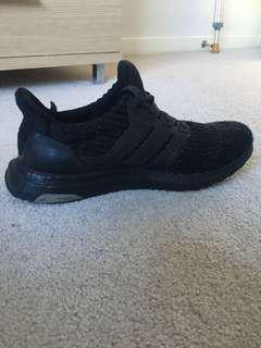 Ultra Boost Black
