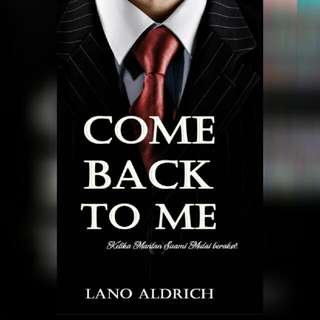 Ebook Come Back To Me