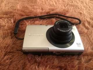 Kamera digital power shoot Canon A3400 IS
