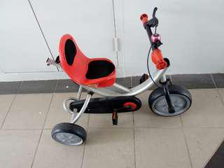 Tricycle for kids 5 years Yew Tee Mrt bicycle