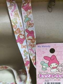 My Melody 頸繩