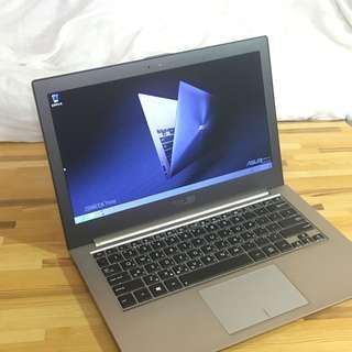 ASUS華碩UX32V 薄型ZENBOOK第3代Core i5  13.1-14吋 1.5kg(含以下)