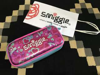 Smiggle Pencil Case - Original with paperbag