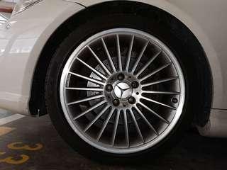 Mercedes benz AMG Style 4 sport rim CLS W211  SL350 Sl500 Sl55AM