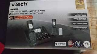 家居無線電話 vtech vc7151-202a
