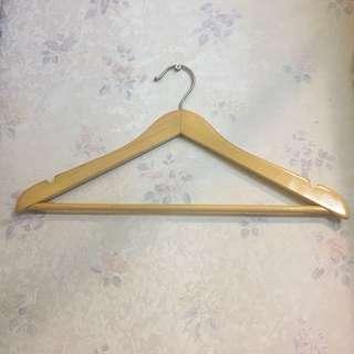 Hanger gantungan baju
