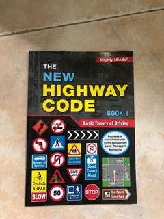 The new highway code BOOK 1