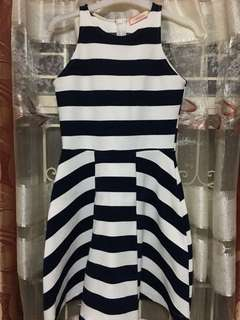 GTW Fab Stripped Dress