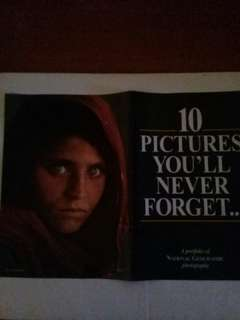 National Geographic year 2010.Ten pictures u never forget