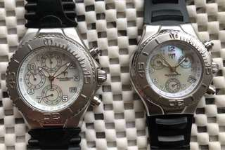 Technomarine His and Hers Technosport