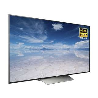 Sony 65-Inch 4K Smart LED TV XBR65X850D