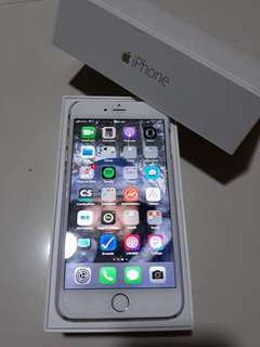 Authentic IPHONE 6 plus gold 64gb