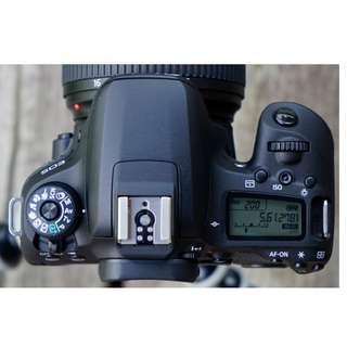 Canon EOS 77D DSLR 18-55mm Kredit Free 1x Angsuran