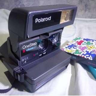 Polaroid Camera with 2 Films