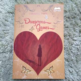 Preloved Novel Metropop: Dangerous Game