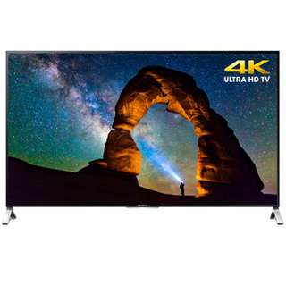Sony 65-inch 4K Ultra HD 3D Smart LED TV (XBR-65X900C)