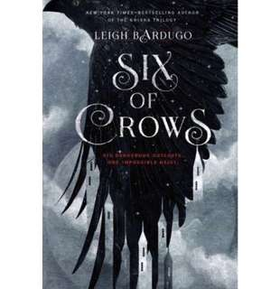 ✨ Six of Crows - Leigh Bardugo